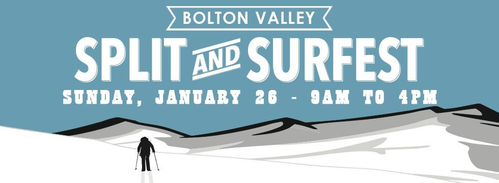 Bolton Valley Splitfest