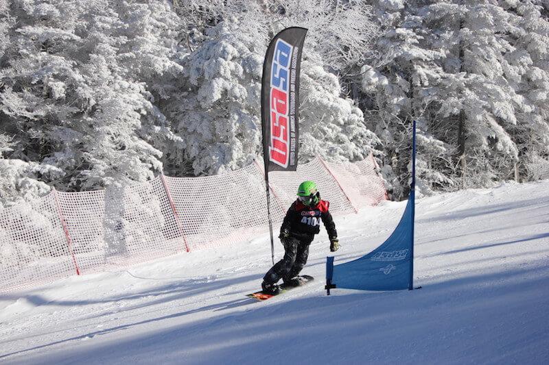USASA Slalom and Giant Slalom at Bolton Valley Jan 11 and Feb 22, 2020