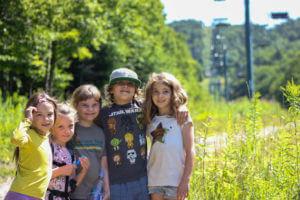 Summer Camp at Bolton Valley