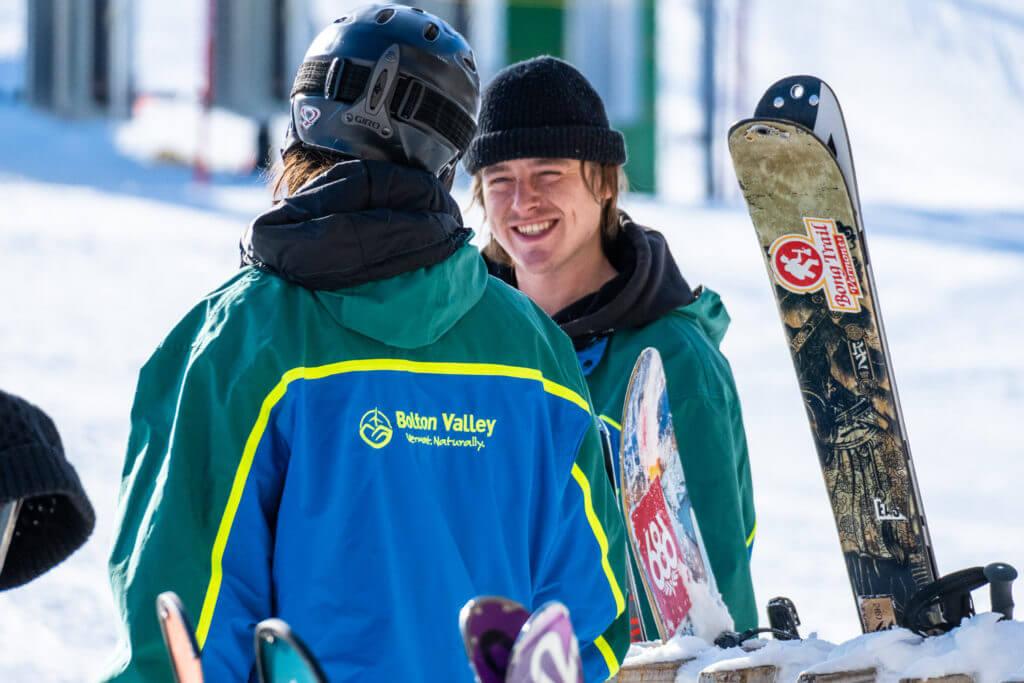 Ski & Ride Instructors at Bolton Valley