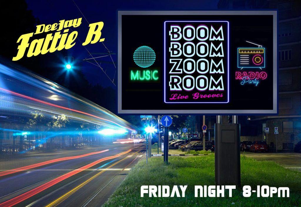Boom Boom Zoom Room with DJ Fattie B